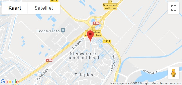 Nieuwerkerk maps